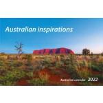 Australian Inspirations 2022 Desktop Calendar (Min Order Qty 5)
