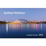 Sydney Harbour 2022 Desktop Calendar (Min Order Qty 5)