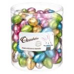 Chocolatier Mini Milk Chocolate Foiled Eggs 1kg Tub (Min Order Qty 1)