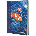 Collins 2021 Calendar Year Diary - Enviro A5 Day to Page Fish (Min Order Qty 5) **Available August 2020** Special Order Item