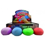 2 Tone Moody Stretch Ball - Display of 12