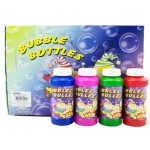 Bubbles Bottles 10cm Display of 12