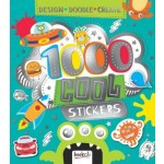 Let's Create Sticker Books—Cool  (Min Order Qty 2) ***Available November***