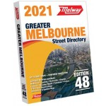 Melway 2021 Street Directory #48 (Min Order Qty 10)