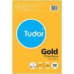 TUDOR 140251 PLAINFACE POCKET PEEL AND SEAL GOLD ENVELOPES 380X255MM - PACK OF 50