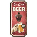 Bottle Opener - Ice cold Beer (Min Ord Qty 2)