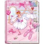 Ballerina Beauties Lockable Diary (Min Order Qty 2)