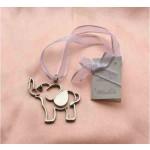 Bridal Charm Silver Elephant (Min Order Qty 3)