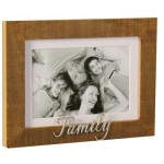 Photo Frame 6 x 4 Family (Min Order Qty 3)