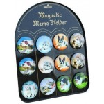 Dog & Cat Magnet set of 12 with free display board (Min Order Qty 1)