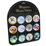 Assorted Magnet set of 12 with free display board (Min Order Qty 1)