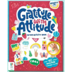 Mindful Me Gratitude with Attitude Tattoo Activity Book (Min Ord Qty 2)