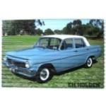 EH Holden 30x40cm Metal Garage Sign (Min Order Qty 3)