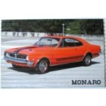 Holden Monaro 30x40cm Metal Garage Sign (Min Order Qty 3)