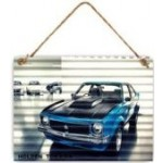 Holden Torana 30x40cm Metal Garage Sign (Min Order Qty 3)