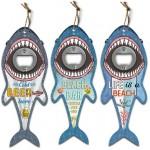 Shark Bottle Opener 20 x 8cm (Order in Multiples of 3)