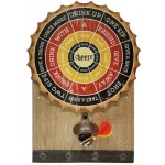 Bottle Opener and Darts Game (Min Ord Qty 1)