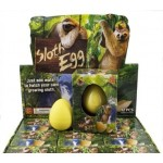 Growing Egg Sloth - Display of 12
