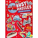 ***Coming September 2021*** Funky Stickers Busy Vehicles (Min Ord Qty 2)
