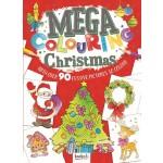 ***Coming September 2021*** Mega Colouring Christmas Fun (Min Ord Qty 2)
