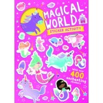 ***Coming September 2021*** Funky Stickers Magical World (Min Ord Qty 2)