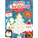 ***Coming September*** Puffy Sparkly Christmas Stickers (Min Ord Qty 2)