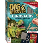 ***Coming September 2021*** Dig&Discover Kit: Dinosaurs (Min Ord Qty 2)