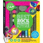 ***Coming September 2021*** Super Zap! Best Rock Painting Kit Ever (Min Ord Qty 2)