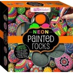 Neon Painted Rocks Deluxe Kit (Min Ord Qty 2) ***Coming November 2021***