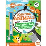 Inkredibles: Amazing Animals Invisible Ink Activity Book (Min Order Qty: 1)