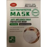 Protective KN95 Masks Pack of 5 (Min Order Qty 4)
