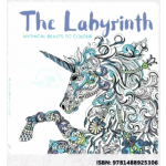 ***Coming July 2021*** The Labyrinth: Mystical Beasts to Colour