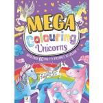 Colouring Book Mega Unicorns (Min Order Qty: 2)