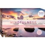 ***Coming July 2021*** Mindfulness 500pc Jigsaw Puzzle: Beach (Min Ord Qty 2)