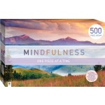 ***Coming July 2021*** Mindfulness 500pc Jigsaw Puzzle: Mountains (Min Ord Qty 2)