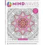 Mindwaves Calming Adult Colouring Mandalas (Min Order Qty 3)