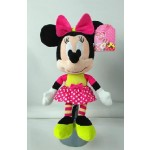 MINNIE MOUSE PLUSH  -  PACK OF 6