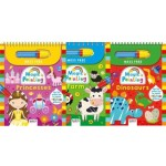 Magic Painting Mess Free Assorted Pk6 (Min Order Qty: 1 pack)