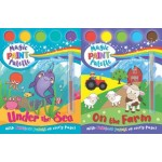 Magic Paint Pallette Assorted Pack of 6 (Min Order Qty 1)