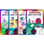 Little Artists Paint with Water Pack A Assorted Pack of 24 (Min Order Qty 1 Pack)