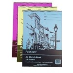PROTEXT Sketch Book A3 20 sheets