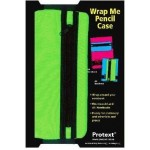 PROTEXT Wrap Me Pencil Case Green