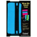 PROTEXT Wrap Me Pencil Case Blue
