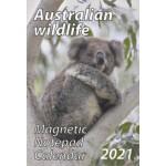 Australian Wildlife 2021 Magnetic Calendar (Min Order Qty 5)