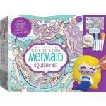 Kaleidoscope Colouring: Mermaid Squishy Kit (Min Order Qty 1)