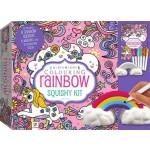 Kaleidoscope Colouring: Rainbow Squishy Kit (Min Order Qty 1)