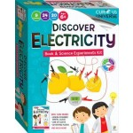 Curious Universe Kids: Discover Electricity (Min Order Qty 2)