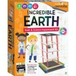 Curious Universe Kids: Incredible Earth (Min Order Qty 2)  ***Coming November 2021***