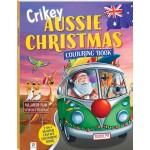 Crikey Aussie Christmas Colouring (Min Order Qty: 1)