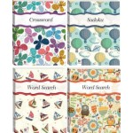 Perfect Puzzle Books Assorted Pack of 4 (Min Order Qty 1)